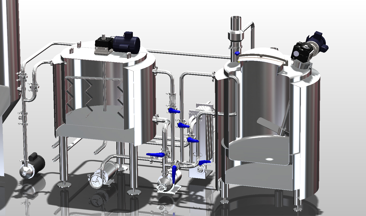 brewery design 1 enegren brewing blog - Home Brewery Design