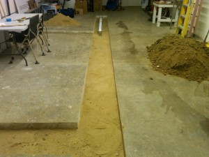 no more trench in brewery