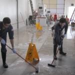 scrubbing degreaser