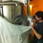 chief unwrapping fermentor