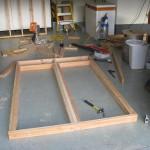 fermenting chamber frame
