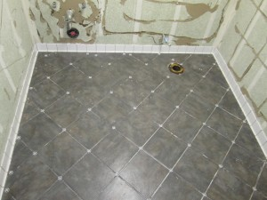 tile without grout