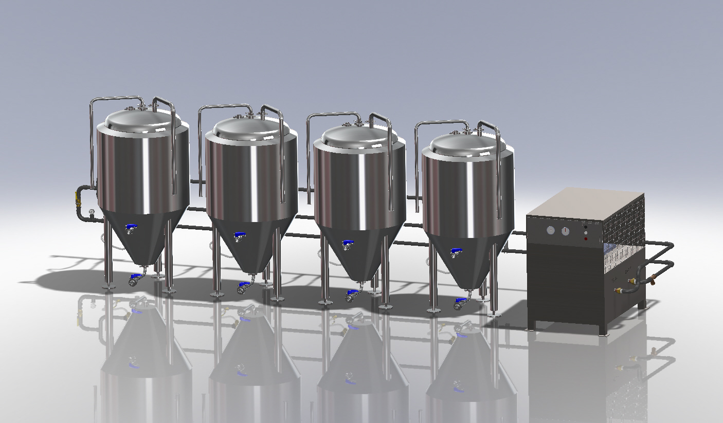 Brewery Glycol System 171 Enegren Brewing Blog