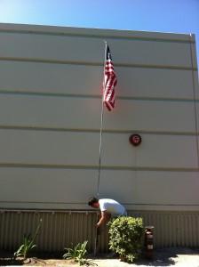 ebc brewery american flag