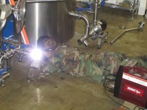tait welding