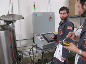 calibrating thermocouples