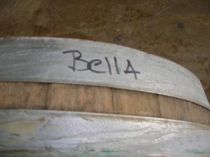 bella the barrel