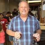 ebc first anniversary enjoying beer