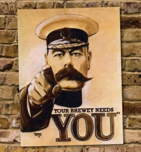 Brewery Needs You