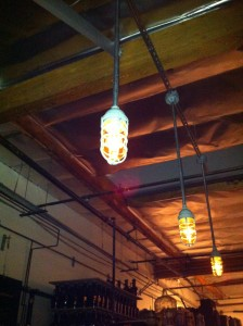 new brewery lights