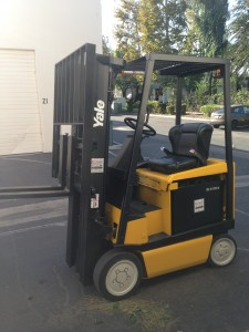 forklift-helga-outside-the-brewery