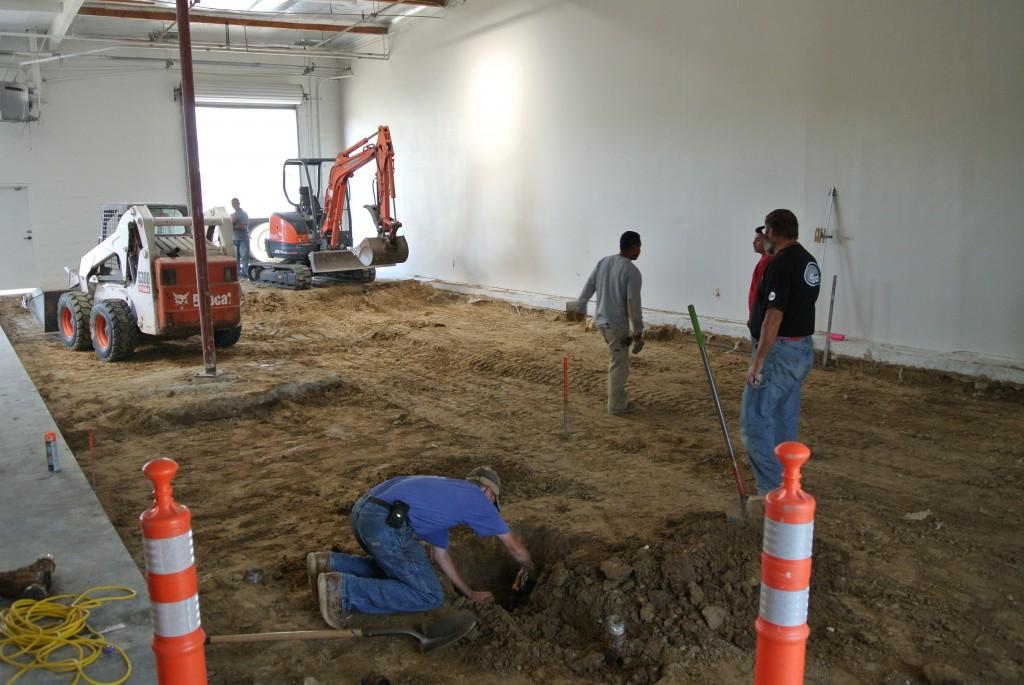 installing-plumbing