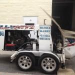 cement pumping apparatus