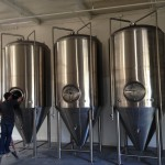 three-30-bbl-fermentors-all-in-a-row