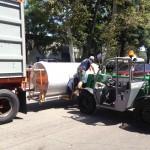 unloading-30bbl-tanks