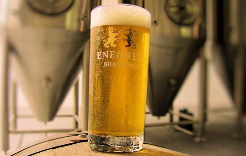 Enegren Brewing Company Riwaka Pils