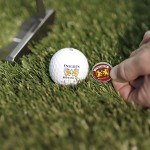 EBC Putter Golf Ball & Ball Marker 2